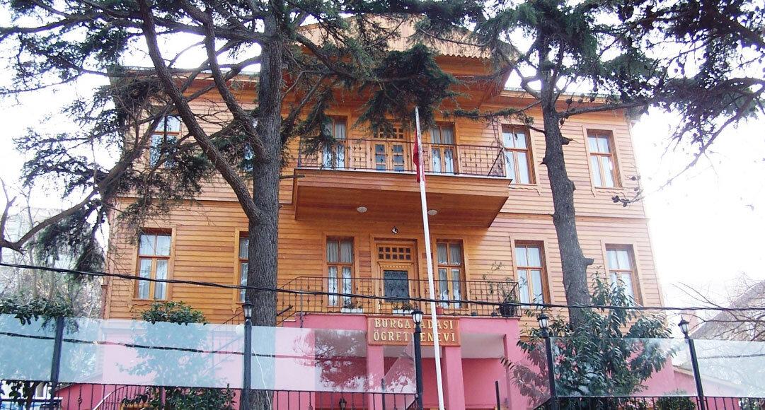 Burgazada Öğretmenevi ve Akşam Sanat Okulu (Adalar, İstanbul)